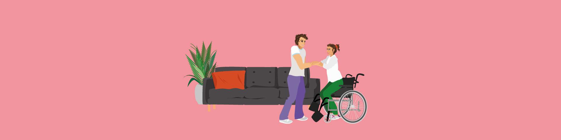 Assistance handicap